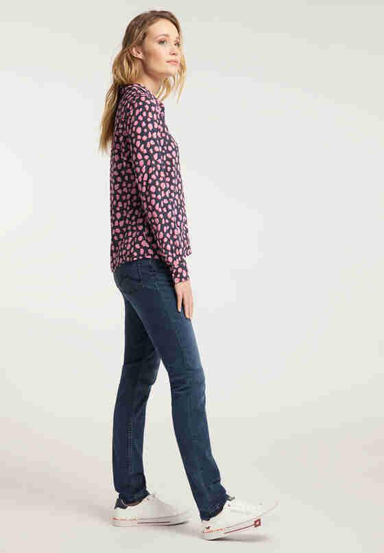 Bluse Emma KC AOP, Bunt, model