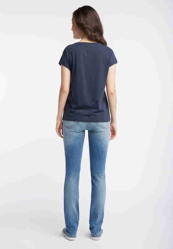 T-Shirt Logoshirt, Blau, model