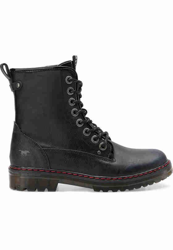 Schuh Stiefel, Grau, bueste