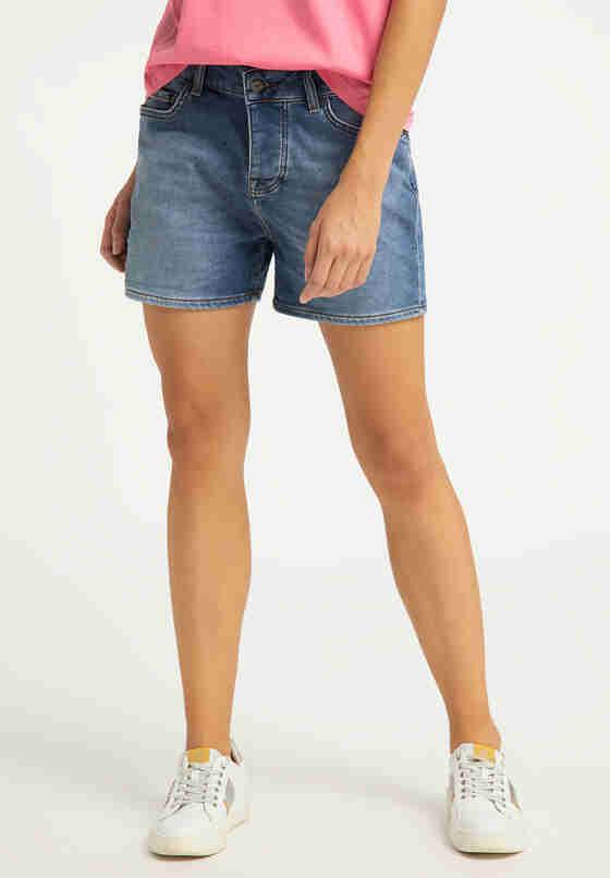 Hose Casual Shorts, Blau 682, model