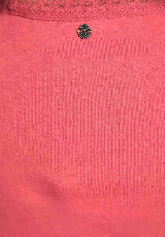 T-Shirt Tanktop, Rot, bueste