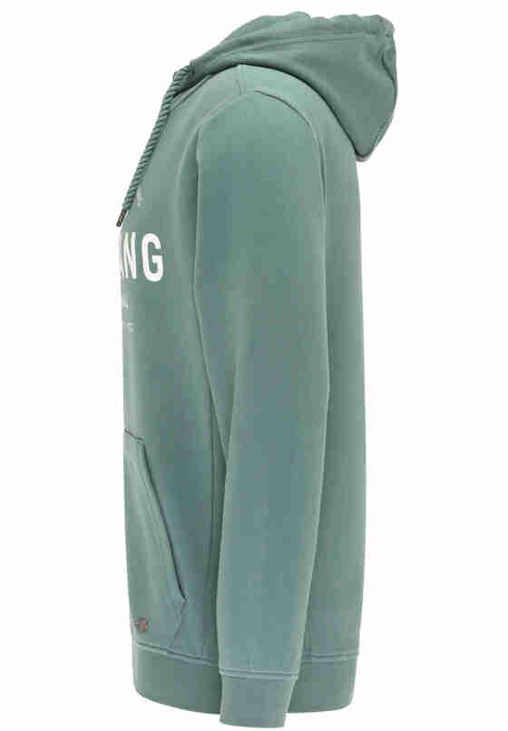 Sweatshirt Sweatjacke, Grün, bueste