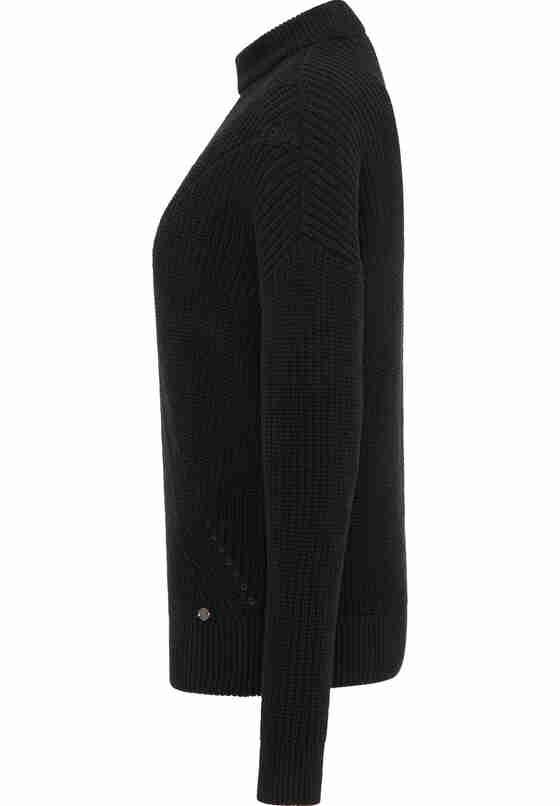 Sweater Pullover, Schwarz, bueste