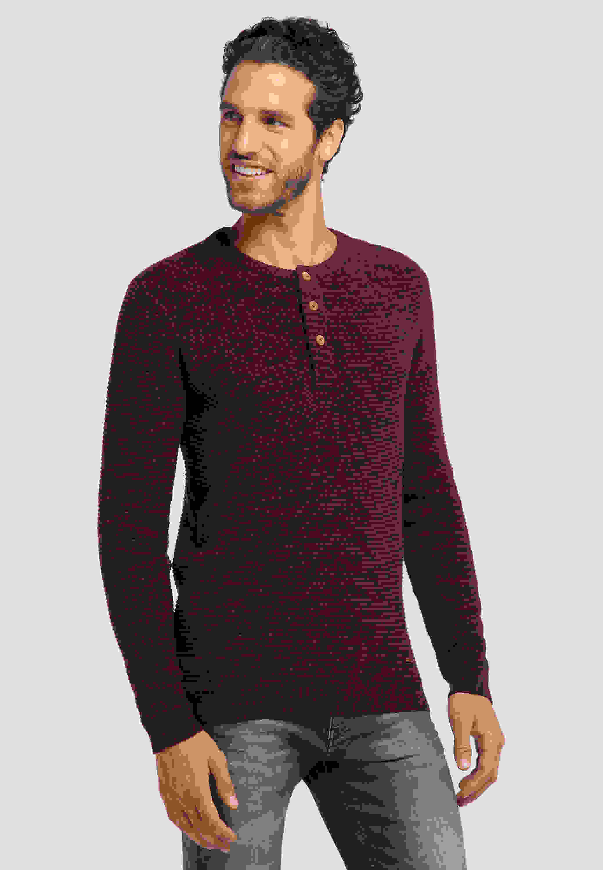 Sweater Emil C Henley