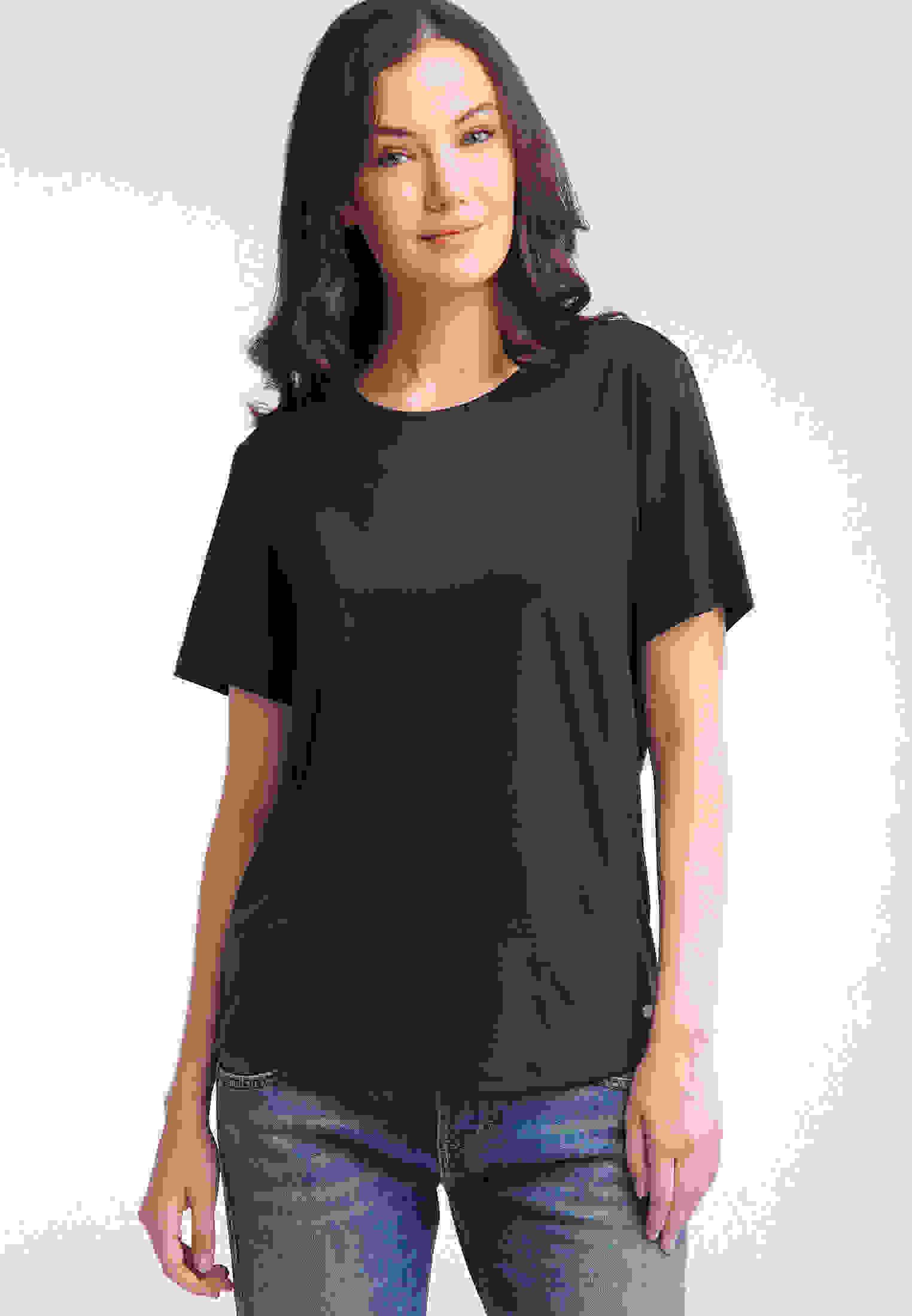 T-Shirt Riemen-Shirt