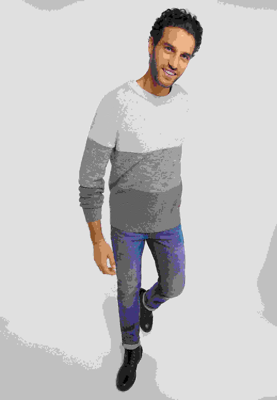 Sweater Emil C Striped