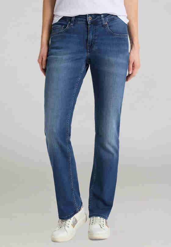 Hose Sissy Straight, Blau 502, model