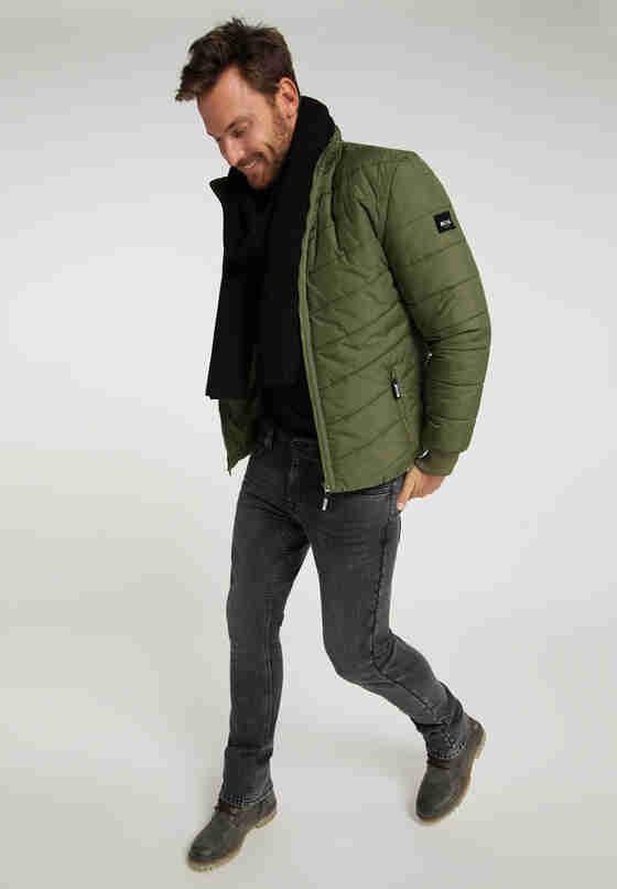 Jacke Steppjacke, Grün, model