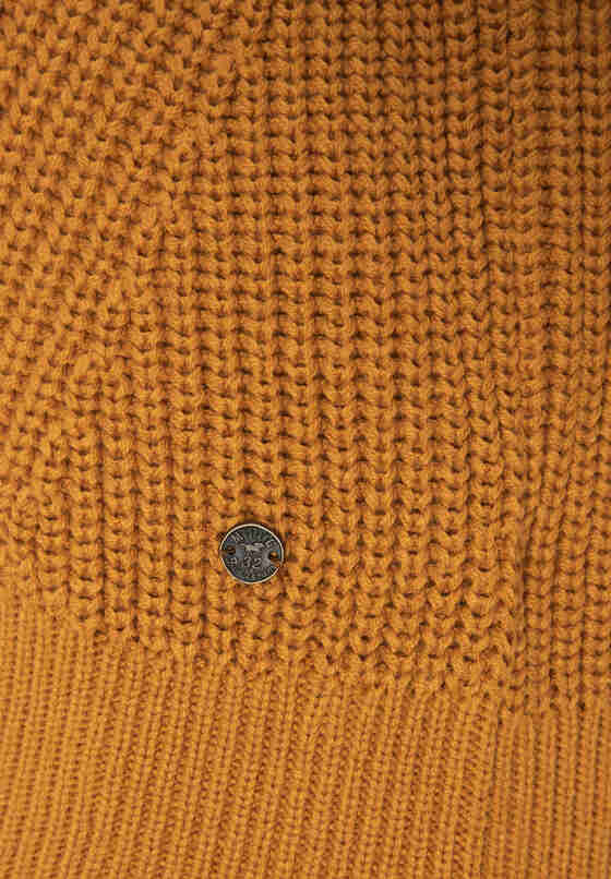 Sweater Pullover, Gelb, bueste
