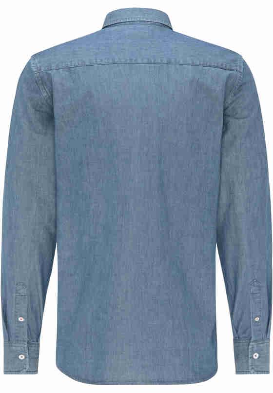 Hemd Jeanshemd, Blau 700, bueste
