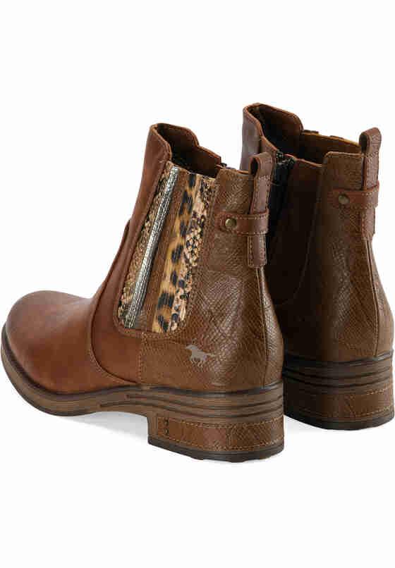 Schuh Stiefel, Braun, bueste
