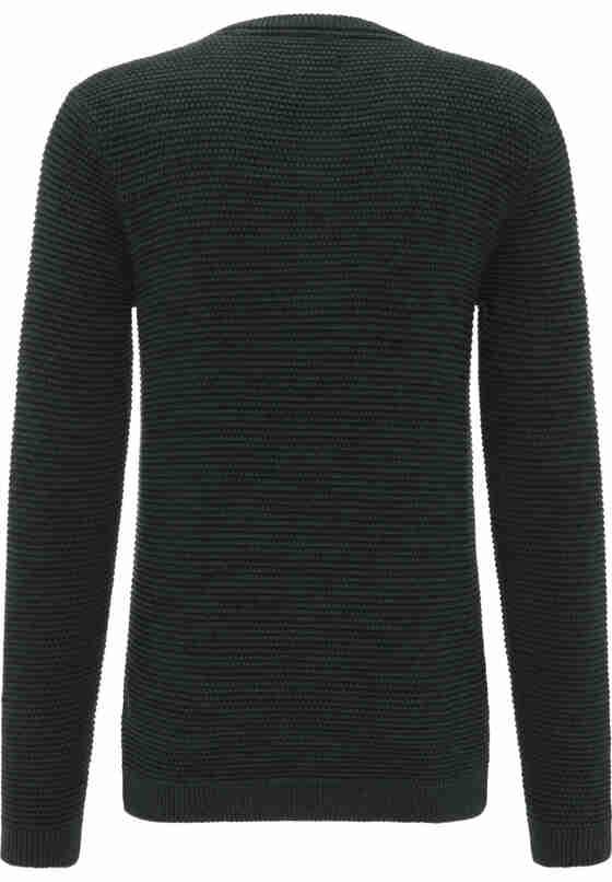 Sweater Emil C Henley, Grün, bueste