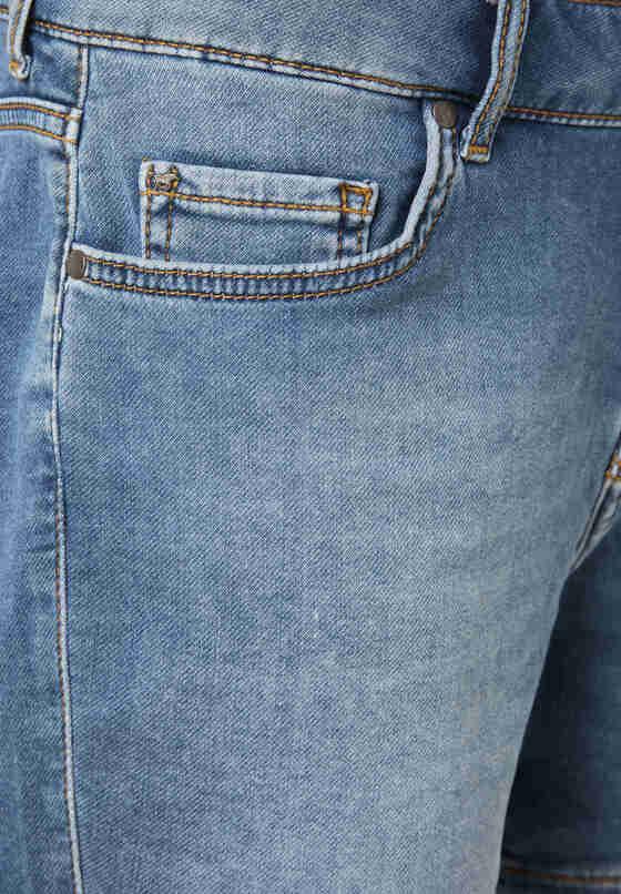 Hose Casual Shorts, Blau 682, bueste