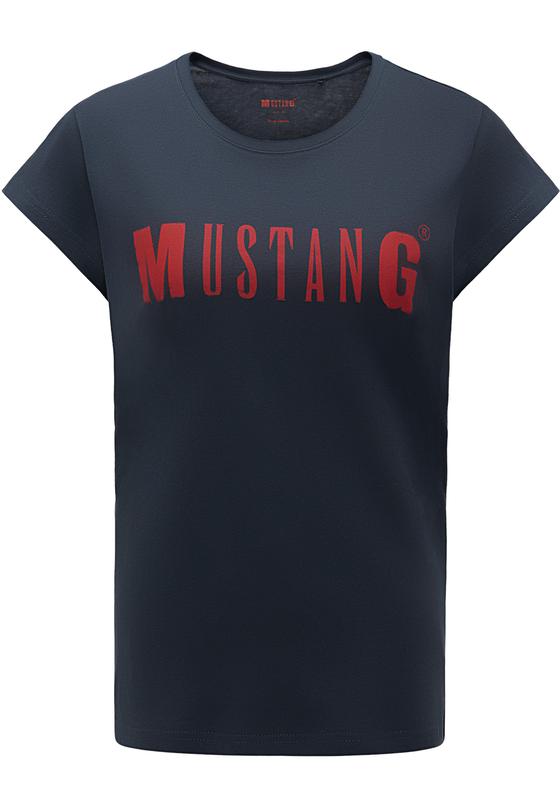 T-Shirt Logoshirt, Blau, bueste