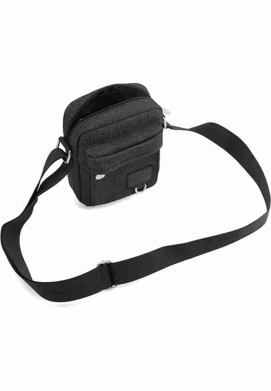 Accessoire Schultertasche, Darkgrey, bueste