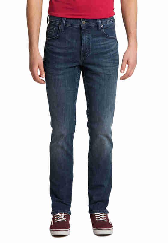 Hose Washington, Blau 983, model