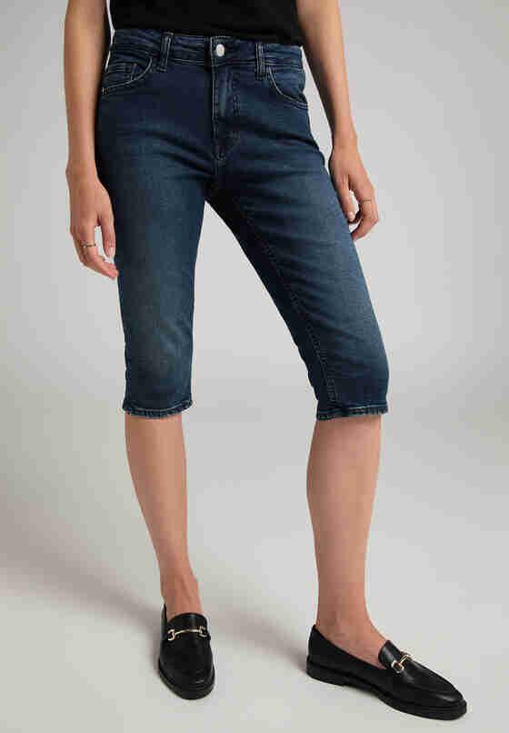 Hose Rebecca Capri, Blau 882, model