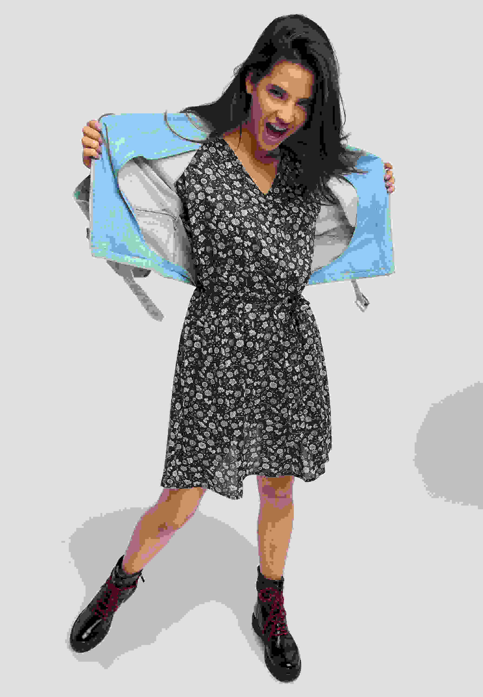 Kleid Print-Kleid