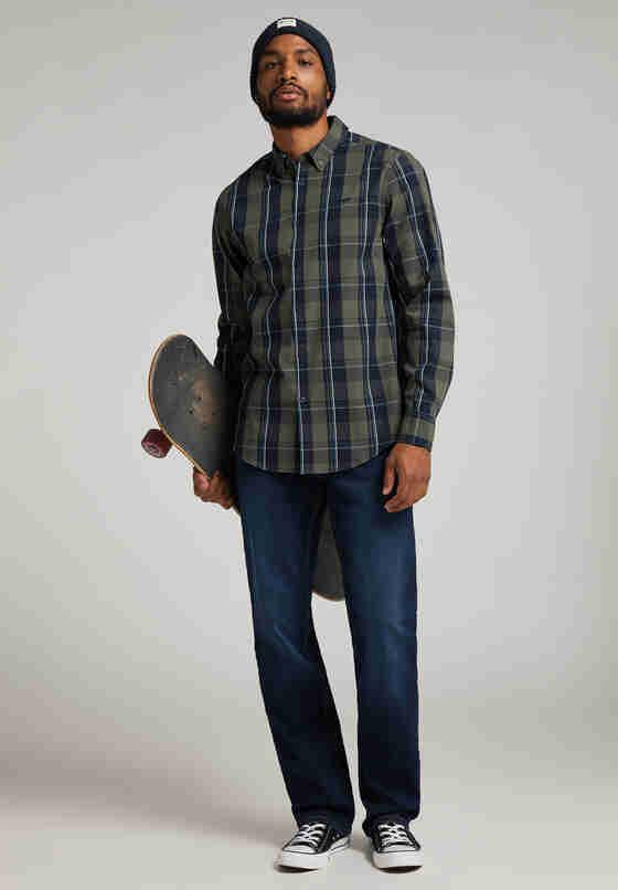 Hose Big Sur, Blau 881, model