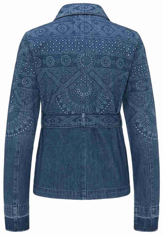 Jacke Jeansblazer, Blau 640, bueste