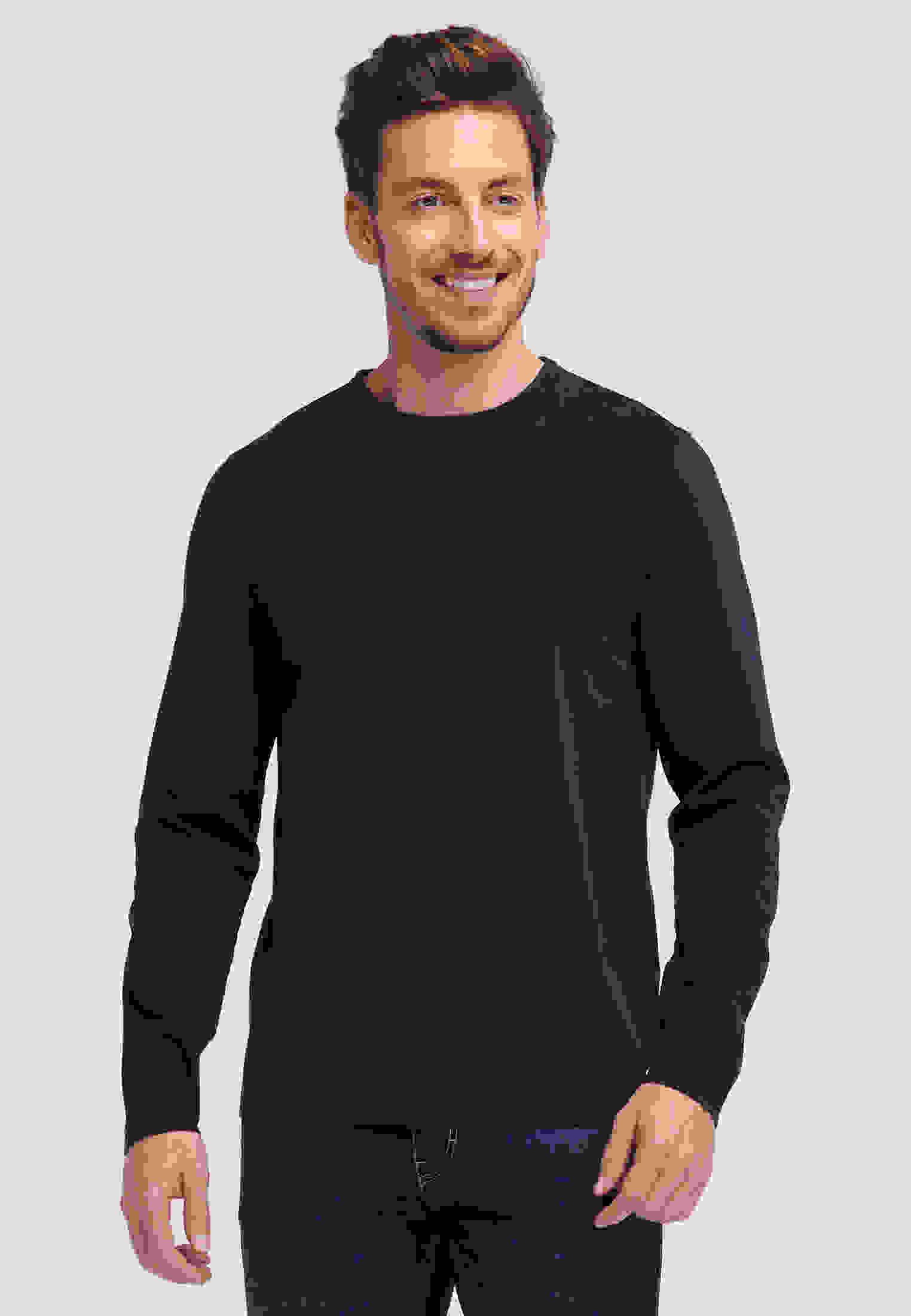 T-Shirt Langarmshirt
