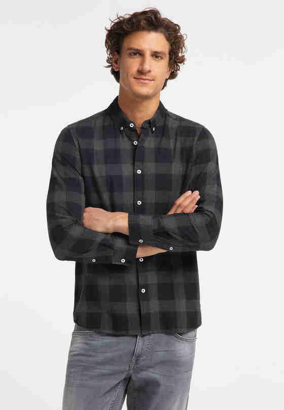 Hemd Hemd, Schwarz, model