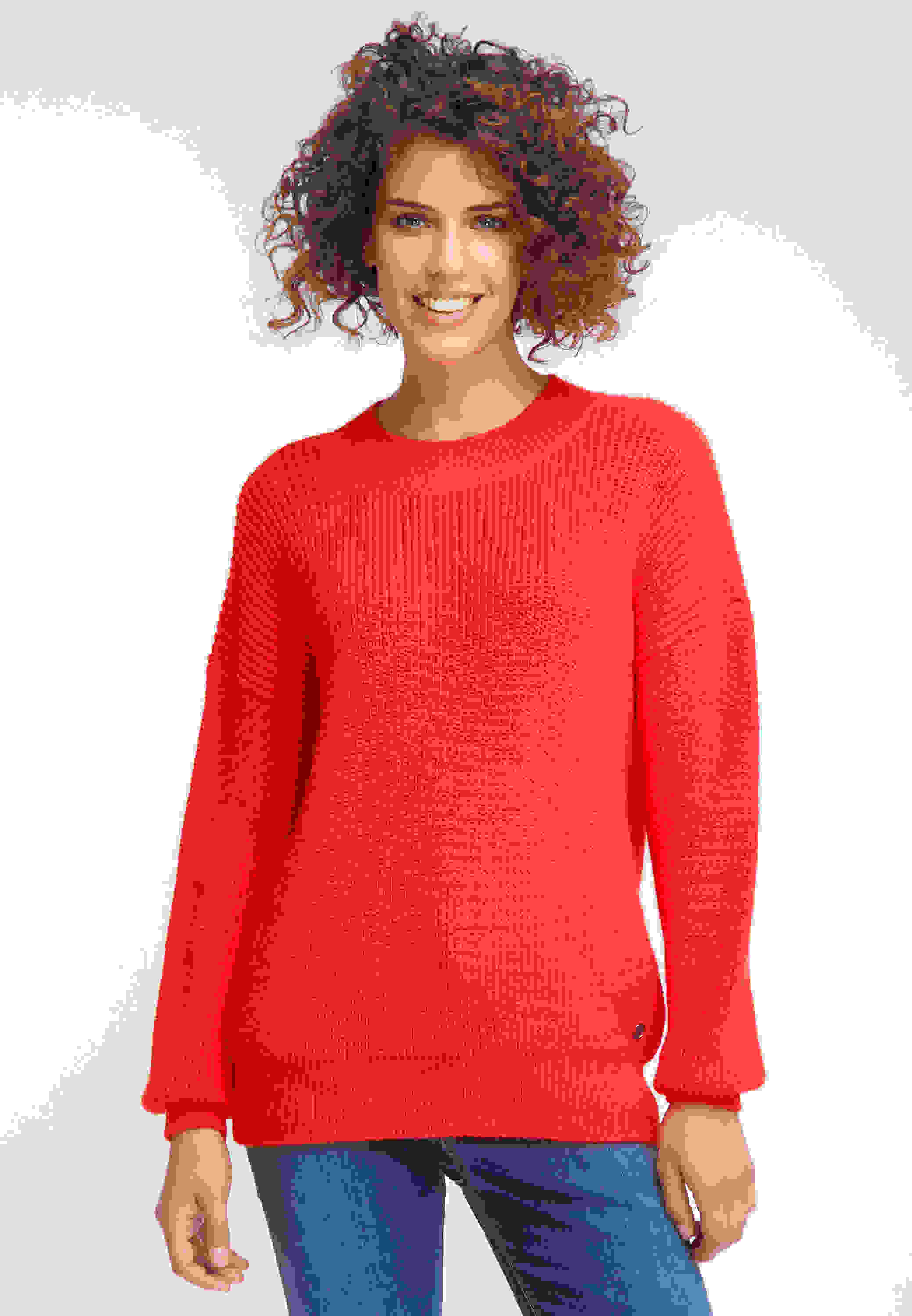 Sweater Oversize-Pullover