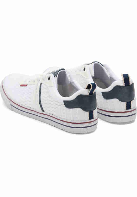 Schuh Schnürschuh, Weiß, bueste