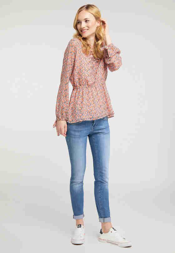 Bluse Emma V MilleFleurs, Bunt, model