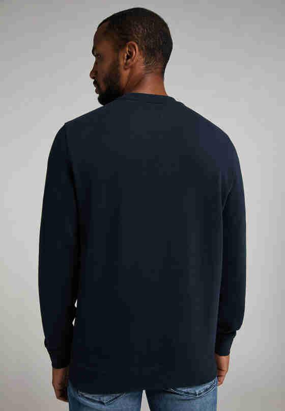 Sweatshirt Sweater, Blau, model