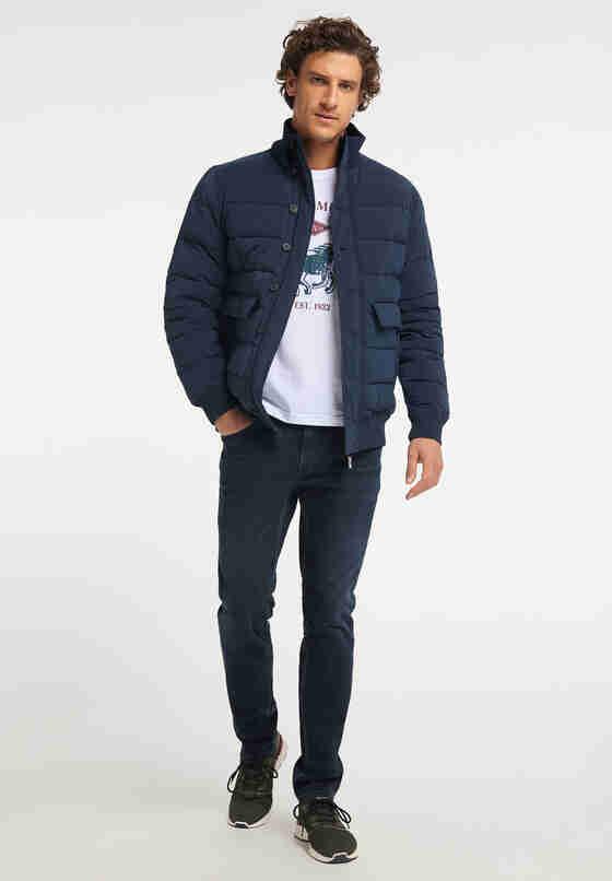 Jacke Steppjacke, Blau, model