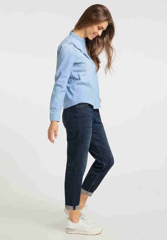 Hemd Jeanshemd, Blau 215, model
