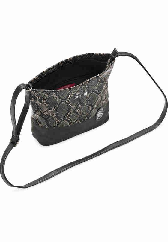 Accessoire Schultertasche, Grau, bueste