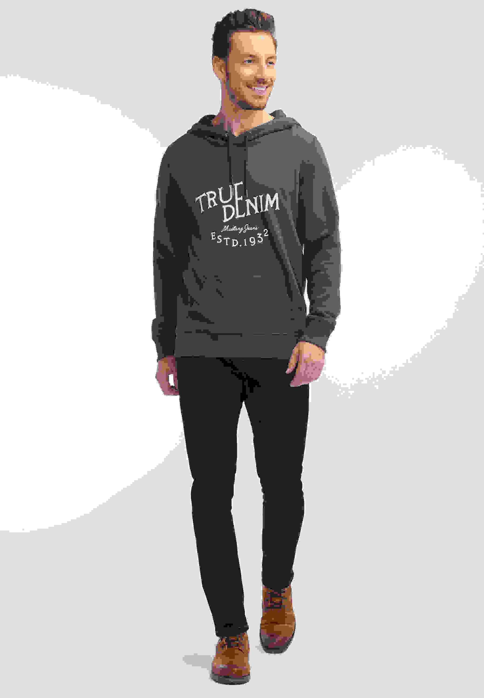 Sweatshirt Logo-Hoodie