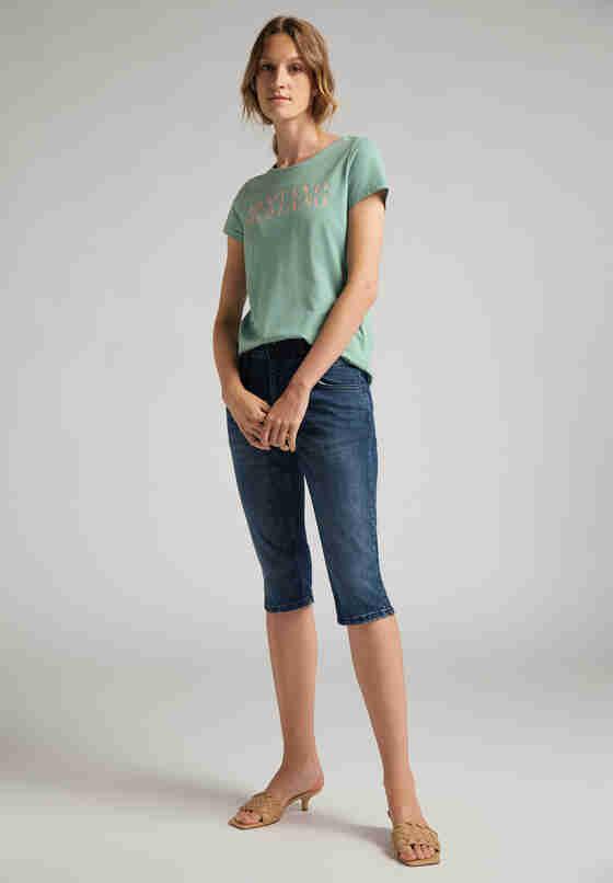 Hose Rebecca Capri 2B, Blau 882, model