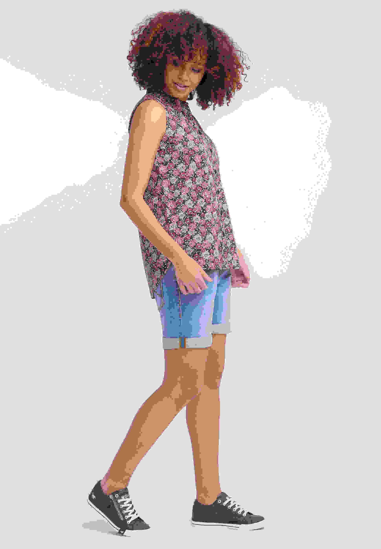 Bluse Basic Summer Top