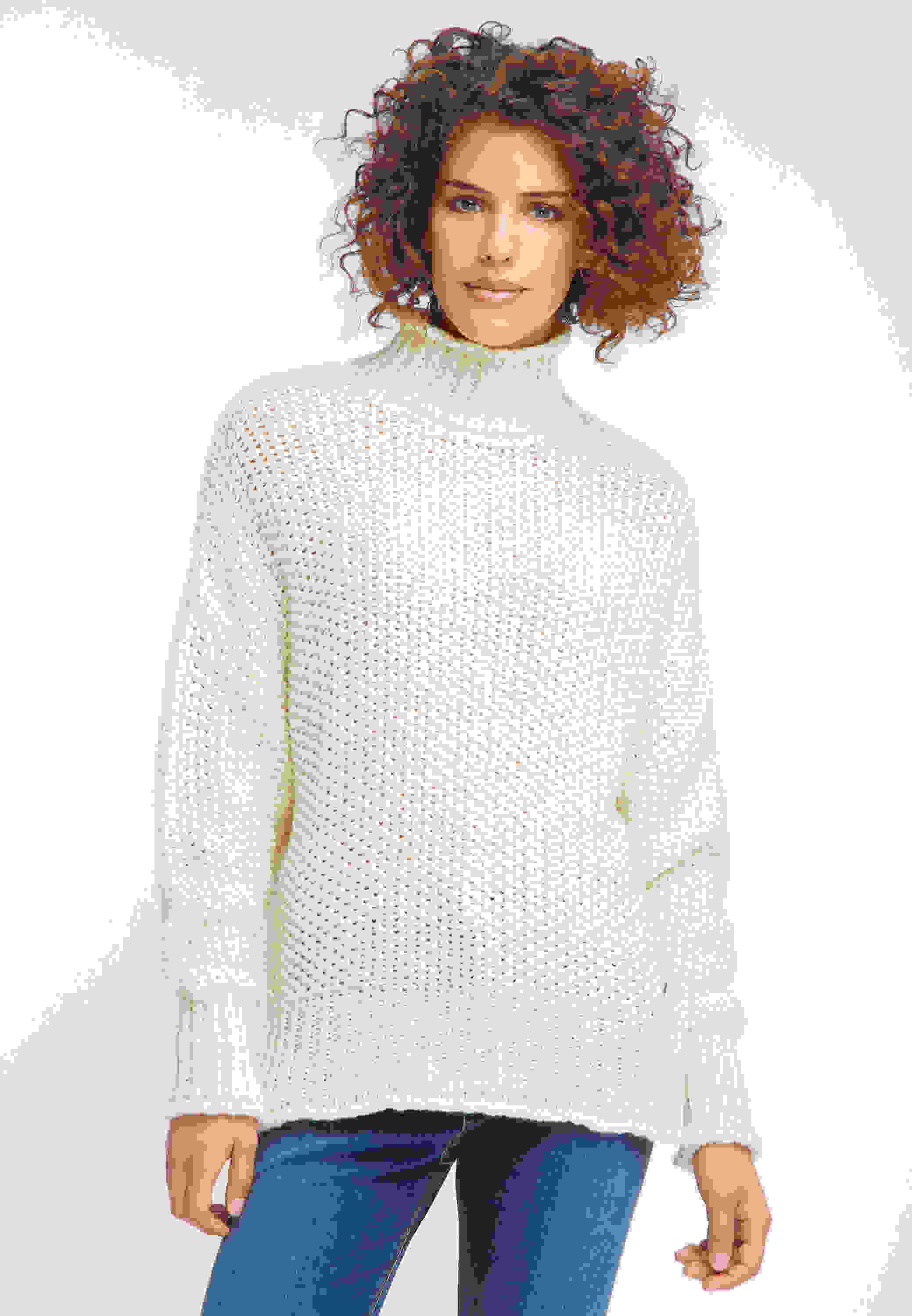 Sweater Grobstrickpullover