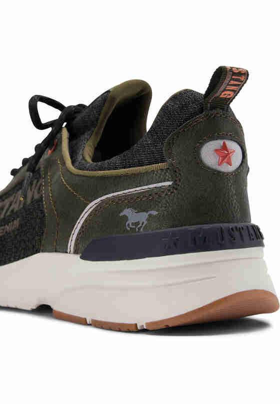 Schuh Sneaker, Grün, bueste