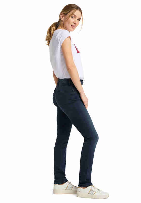 Hose Sissy Slim, Blau, model
