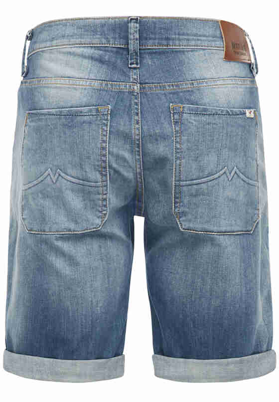 Hose 5-Pocket Short, Blau 783, bueste
