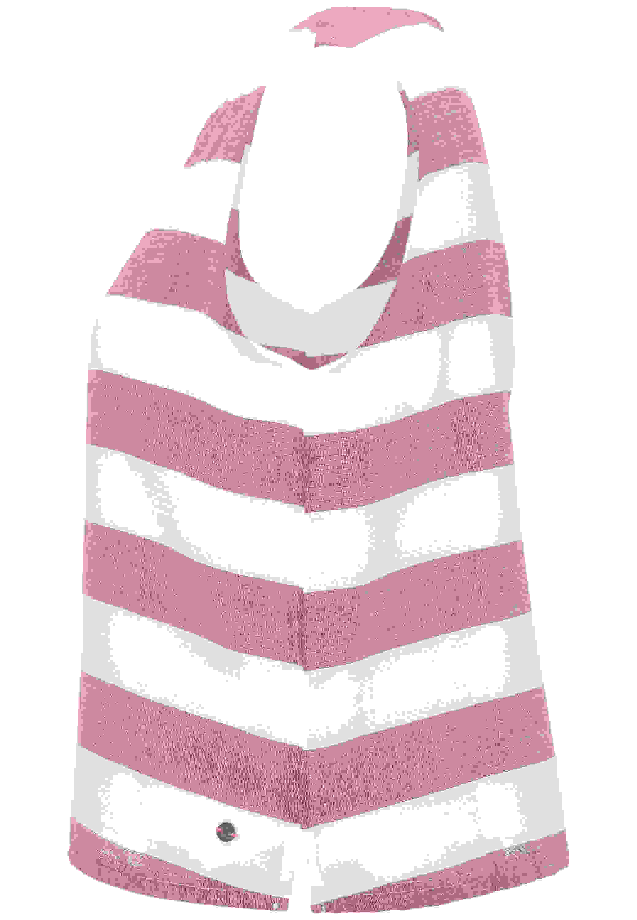 Bluse Block Stripe Top