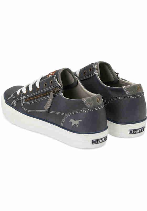 Schuh Sneakers, Blau, bueste