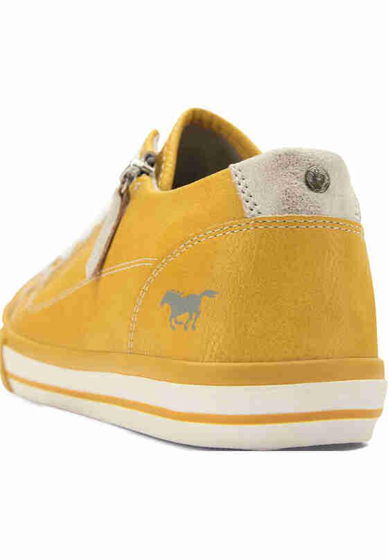 Schuh Schnürhalbschuh, Gelb, bueste