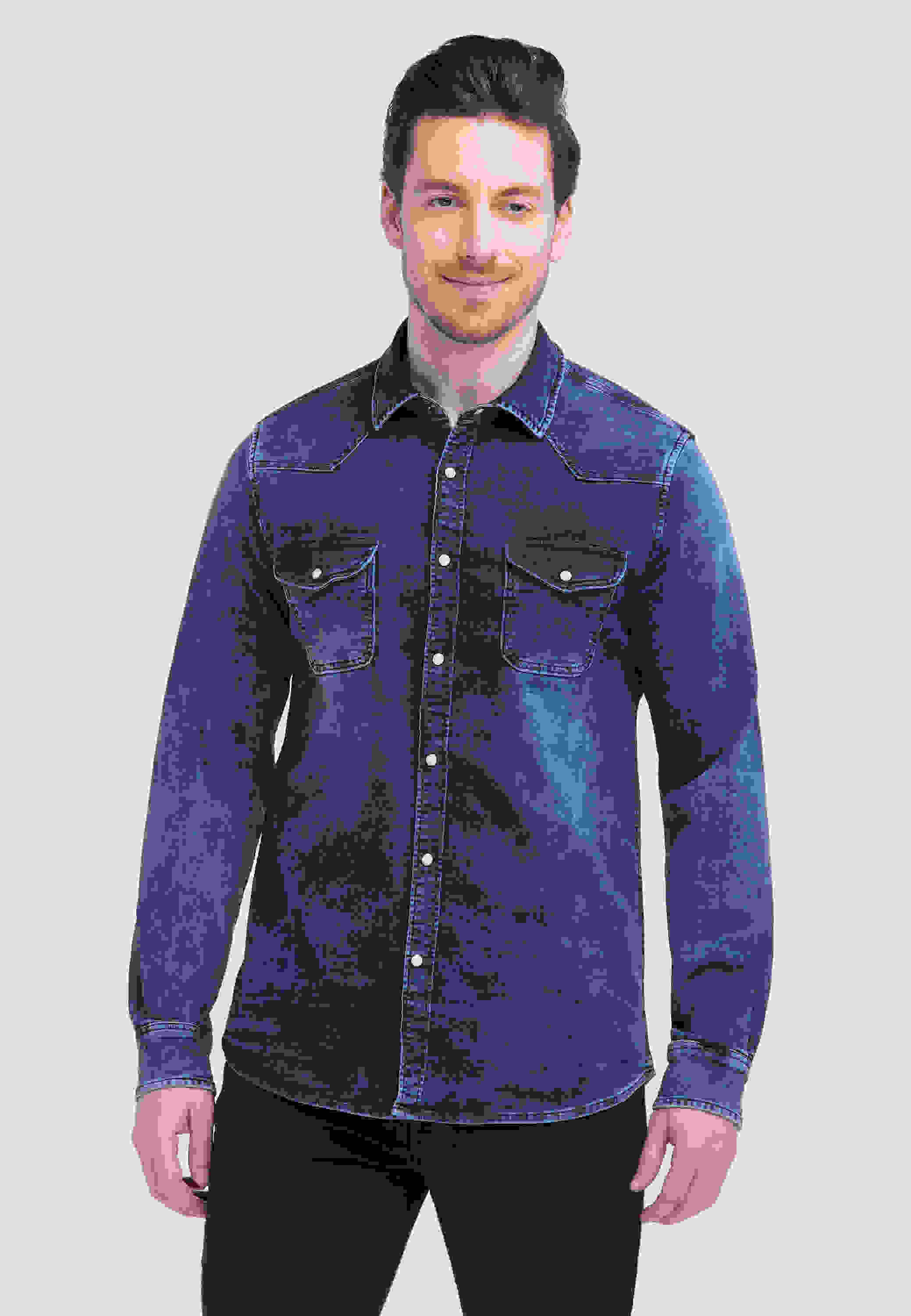 Hemd Denim Shirt