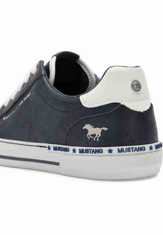 Schuh Sneaker, Blau, bueste