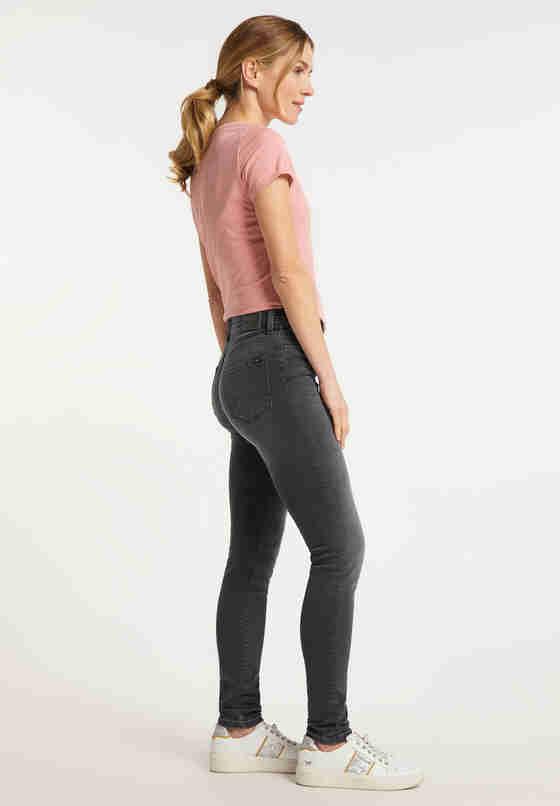 Hose Zoe Super Skinny, Schwarz 680, model