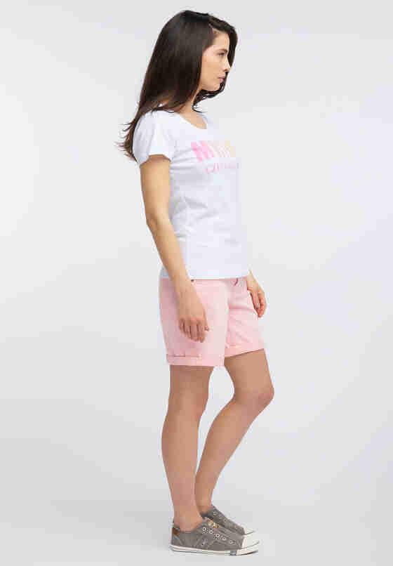 Hose Bermuda, Rosa, model