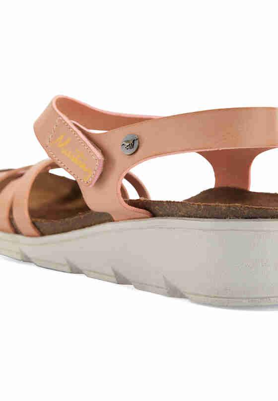Schuh Sandalette, Rosa, bueste