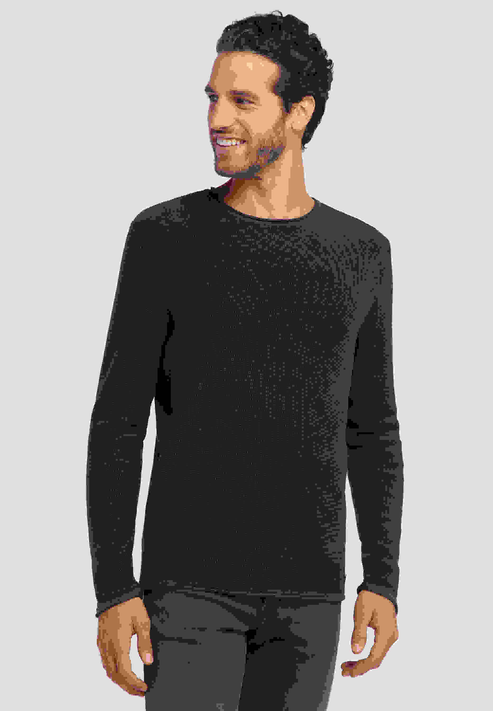 Sweater Emil C Waffle