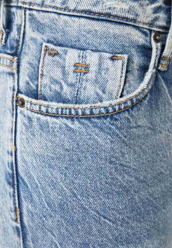 Hose Mia Straight, Blau 215, bueste